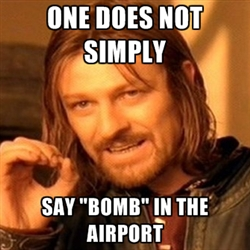 Boromir knows best.